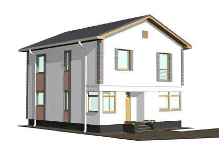 Строительство каркасных домов от компании MakHouse
