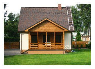 Стильные каркасные дома от компании MakHouse